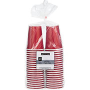 Artstyle 12-Oz. Hot/Cold Cups, 40 ct. - Red