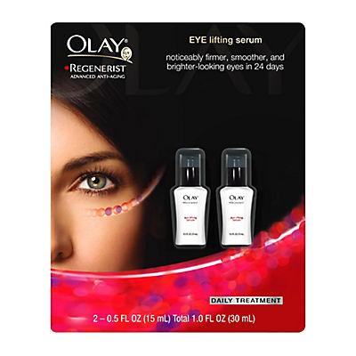 Olay Regenerist Eye-Lifting Serum, 2 pk./0.5 fl. oz.