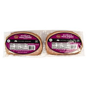 Wellsley Farms Fully Cooked Boneless Ham Steaks, 24 oz.