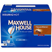 Maxwell House House Blend K-Cup Packs, 100 ct.