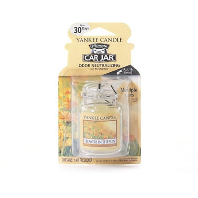 Yankee Candle Car Jar Ultimate - Flowers in the Sun