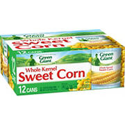 Green Giant Whole Kernel Sweet Corn, 12 pk./15.25 oz.