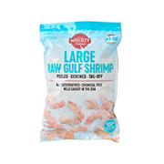 Wellsley Farms Gulf Shrimp, 2 lbs.