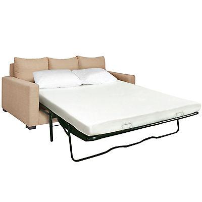 "Cradlesoft Axiom I Full Size 4.5"" Sleep Sofa Replacement Mattress"