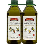 Pompeian Gourmet Selection Extra Virgin Olive Oil, 2 pk./48 oz.