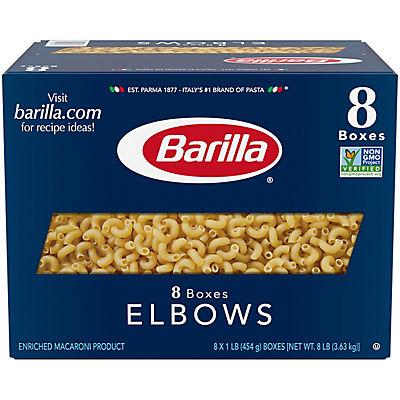 Barilla Elbows, 8 pk./1 lb.