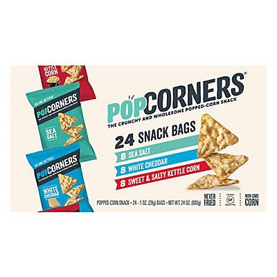 Popcorners Variety Box, 24 ct.