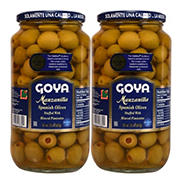 Goya Stuffed Olives, 2 pk./20 oz.