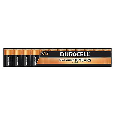 Duracell Coppertop C Batteries, 12 ct.