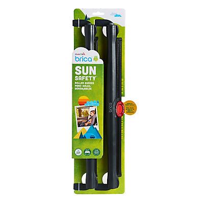 Brica White Hot Sun Safety Shades, 2 pk.