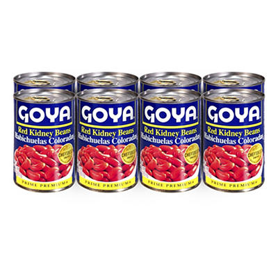 Goya Red Kidney Beans, 8 pk./15.5 oz.