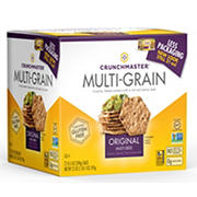 Crunchmaster Multi-Grain Crackers, 3 pk./7 oz.