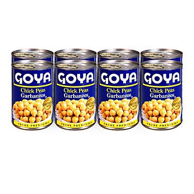 Goya Chick Peas, 8 pk./15.5 oz.