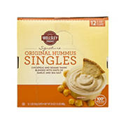 Wellsley Farms Original Hummus Singles, 12 ct./2.oz.