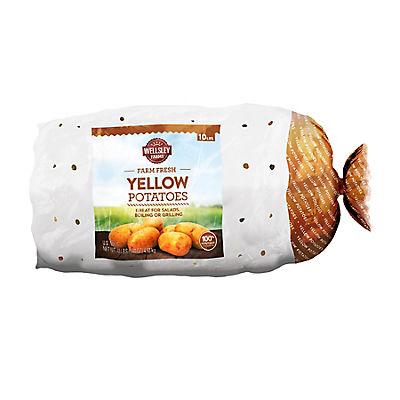 Wellsley Farms Yellow Potatoes, 10 lb.