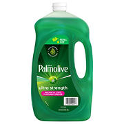 Palmolive Ultra Dishwashing Liquid Dish Soap, Original, 102 fl. oz.
