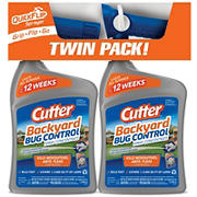 Cutter 32-Oz. Backyard Bug Control Spray Concentrate, 2 pk.