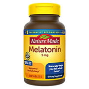 Nature Made 5mg Melatonin Tablets, 250 ct.