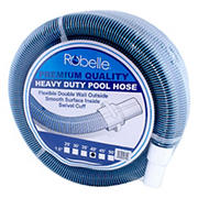 "Robelle 1.5"" x 40' Premium Quality Heavy Duty Swimming Pool Hose"