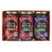 Polaner All Fruit with Fiber Jelly, 3 pk./15.25 oz.