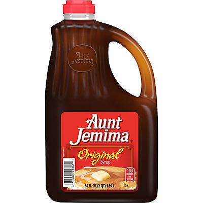 Aunt Jemima Original Syrup, 64 oz.