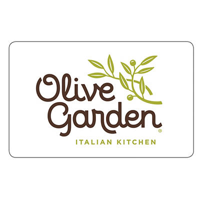 $50 Olive Garden Gift Card