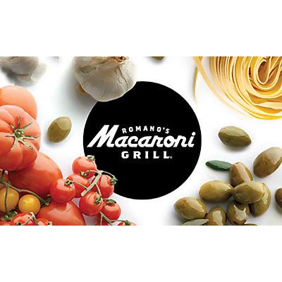 Macaroni Grill $25 Gift Card