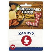 $25 Zaxby's Gift Card