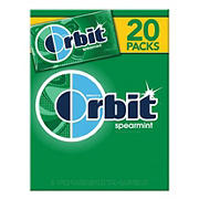 Orbit Spearmint Gum, 20 pk./14 ct.