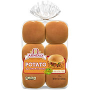 Arnold Potato Hamburger Roll, 12 ct.