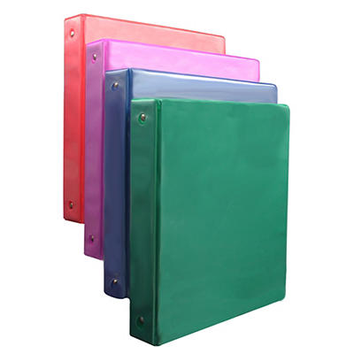 "Forever Honour 1.5"" O-Ring Binder, 4 pk."