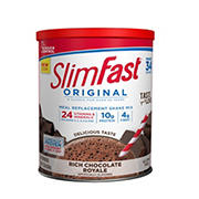 SlimFast Meal Replacement Shake Mix, 31.18 oz.