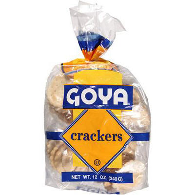 Goya Crackers, 2 pk./12 oz.