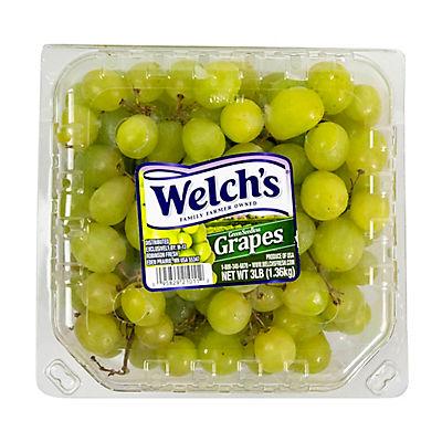 Seedless Green Grapes, 3 lb.