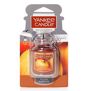 Yankee Candle Car Jar Ultimate -Spiced Pumpkin