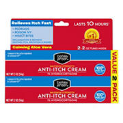 Berkley Jensen Hydrocortisone 1% Cream, 2 pk.