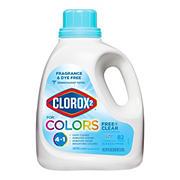 Clorox 2 Stain Remover & Color Booster Free & Clear, 112.75 oz.