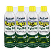 Niagara Spray Starch, 4 ct.