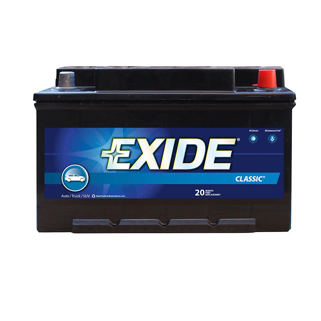 Exide Classic 40rc Auto Battery