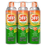 OFF! Yard and Deck Outdoor Fogger, 3 pk./16 oz.