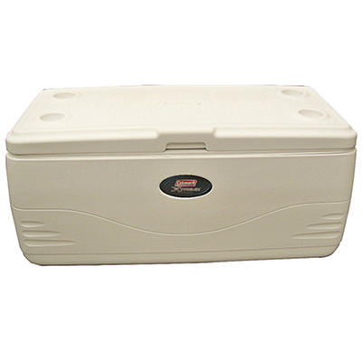 Coleman Inland Performance Series 150-Qt. Marine Cooler - White