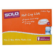 Solo Dome Lids for Hot Cups, 400 ct.