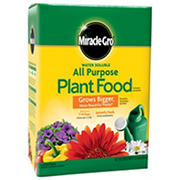 Miracle-Gro Water Soluble All Purpose Plant Food, 12.5 lbs.
