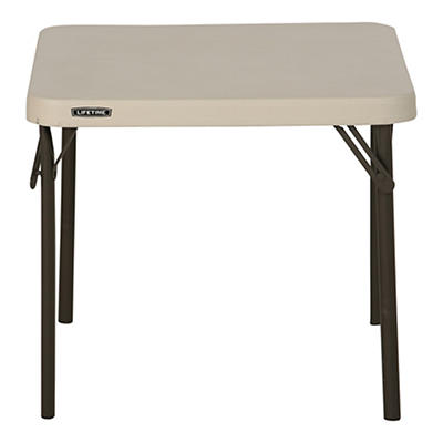 Lifetime Children S Square Folding Table
