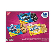 Oreo and Chips Ahoy Multipack, 60 ct.