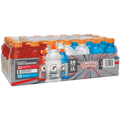 Gatorade Thirst Quencher Limited Edition, 28 pk./12 oz.