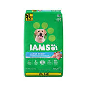 IAMS ProActive Health Adult Large Breed Dry Dog Food, 50 lbs.
