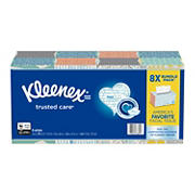 Kleenex Everyday Facial Tissues, 1,680 sheets
