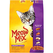 Meow Mix Original Choice Dry Cat Food, 18.5 lbs.