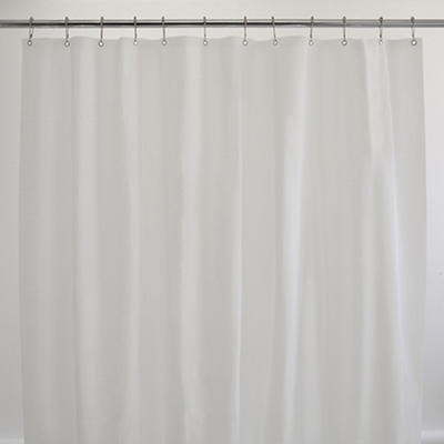 "Martex 71""L x 70""W Mold-Resistant Shower Curtain Liners, 3 pk. - Assor"